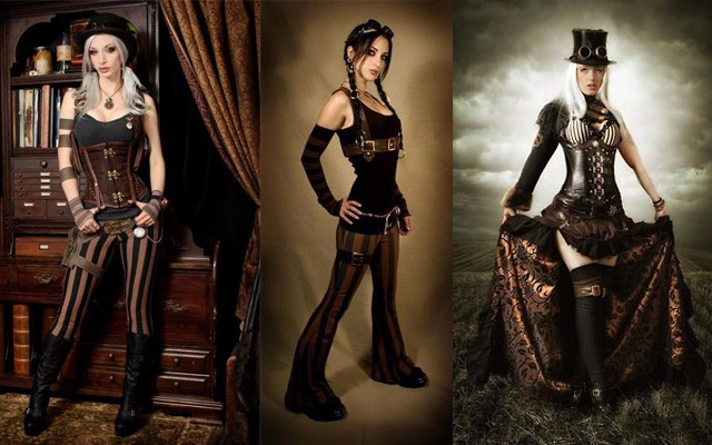 Though they may not have mainstream recognition, their place in the  steampunk culture has been defined and they paved the way for others.