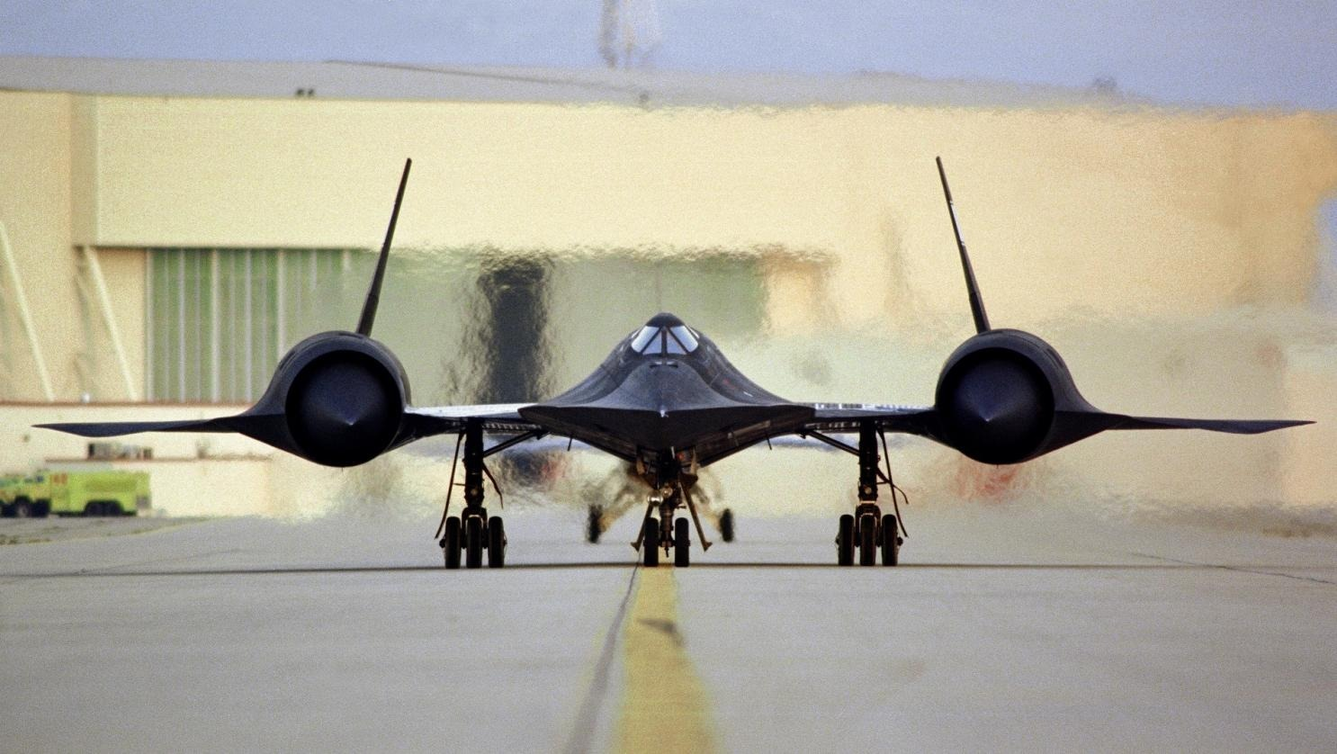 A Mach 6 SR-71? This Is How Amazing (And Deadly) the SR-72 Could Be. - Warrior Maven