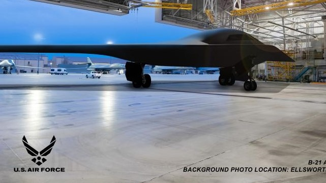 "Air Force Calls New B-21 Stealth Bomber Technology Demo - ""Fight-Ready Hardware"""