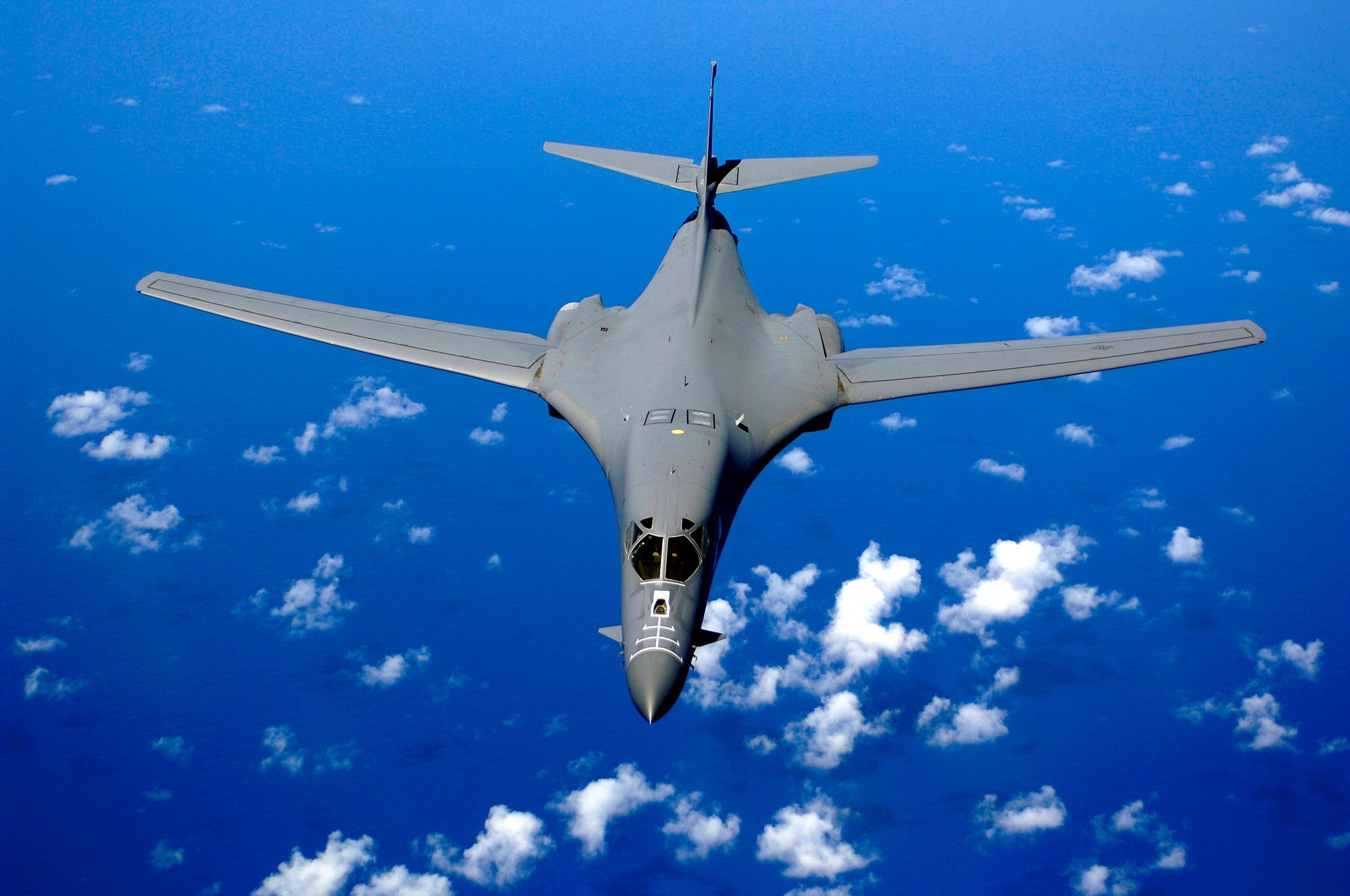 Air Force to Retire Classic B-1 Bombers as Stealthy New B-21s Arrive - Warrior Maven