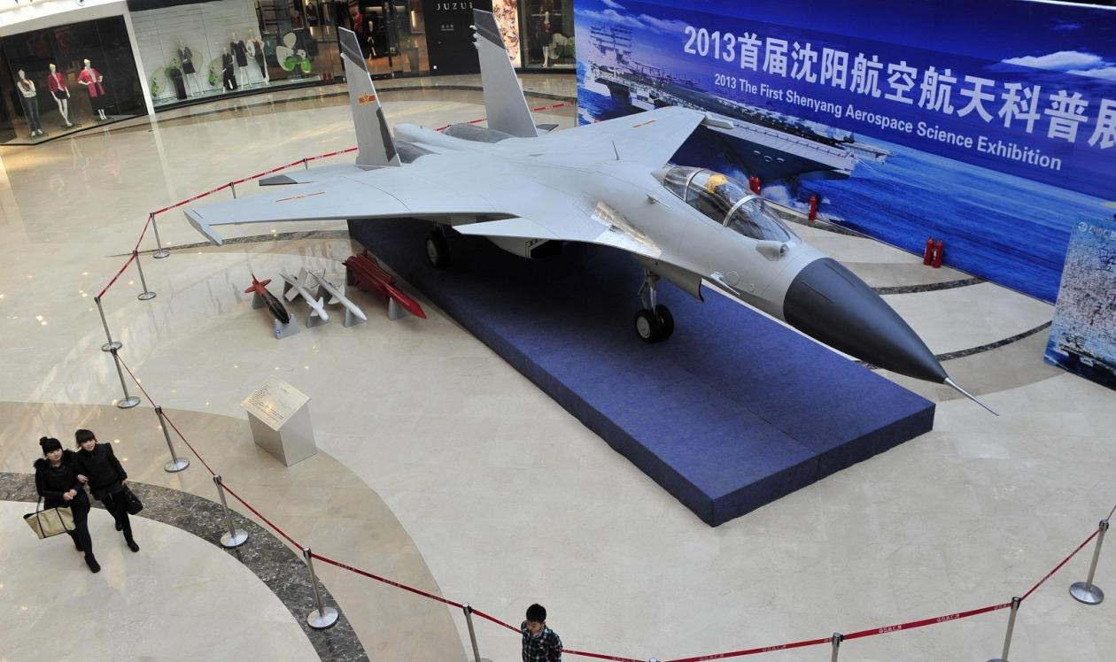 China Copied This Advanced Russian Fighter (And Now It Has Big Problems)