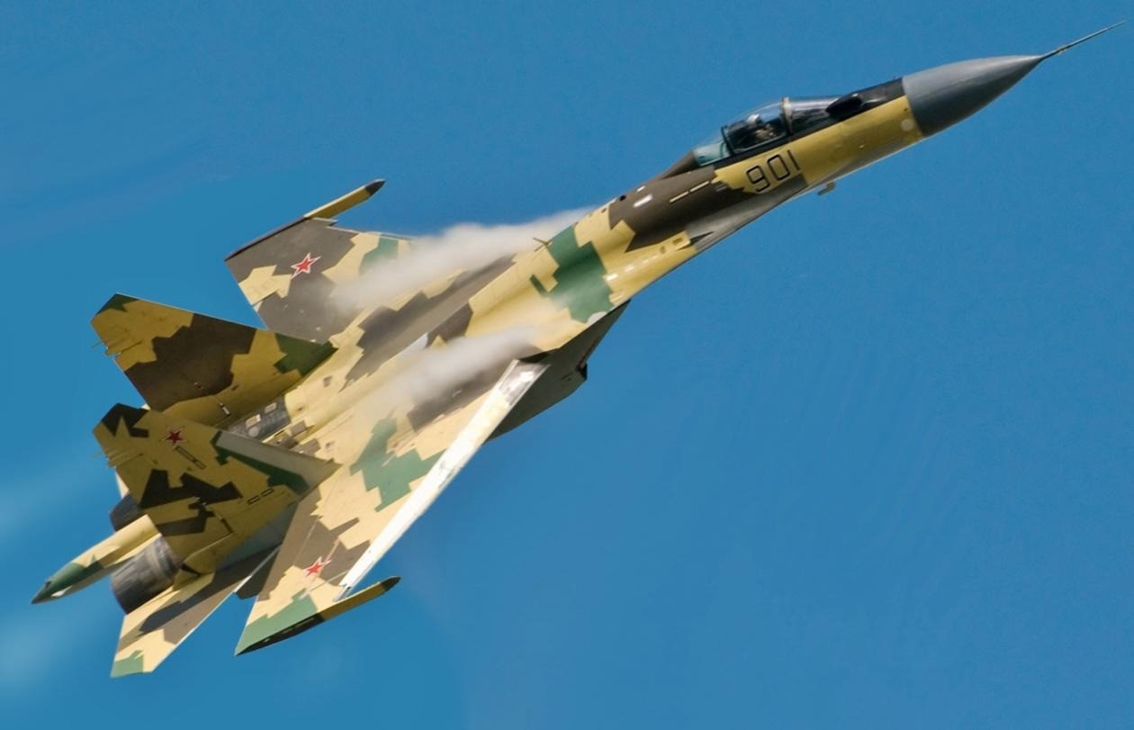 Why Does China Buy All of Russia's Best Fighters Jets