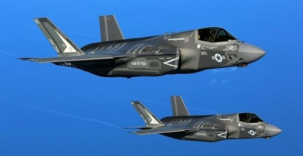 """F-35 """"Tech Refresh"""" Enables New Attack Technology, Processing Speed, AI - Warrior Maven"""