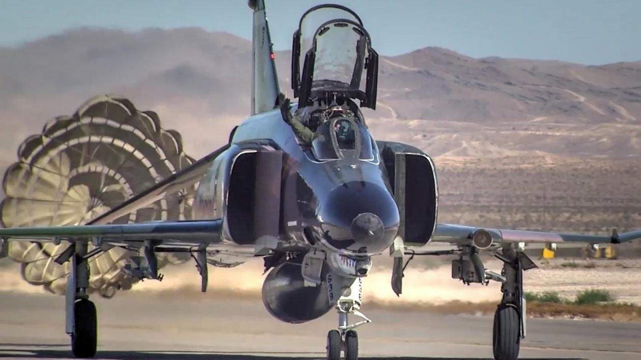 F-4 Phantom II: How Is It Still Going After 60 Years