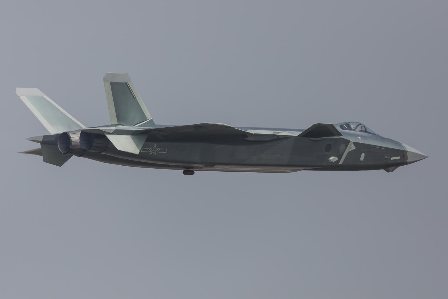Chinese Fighters Are No Match for an F-22 or F-35 - Warrior Maven