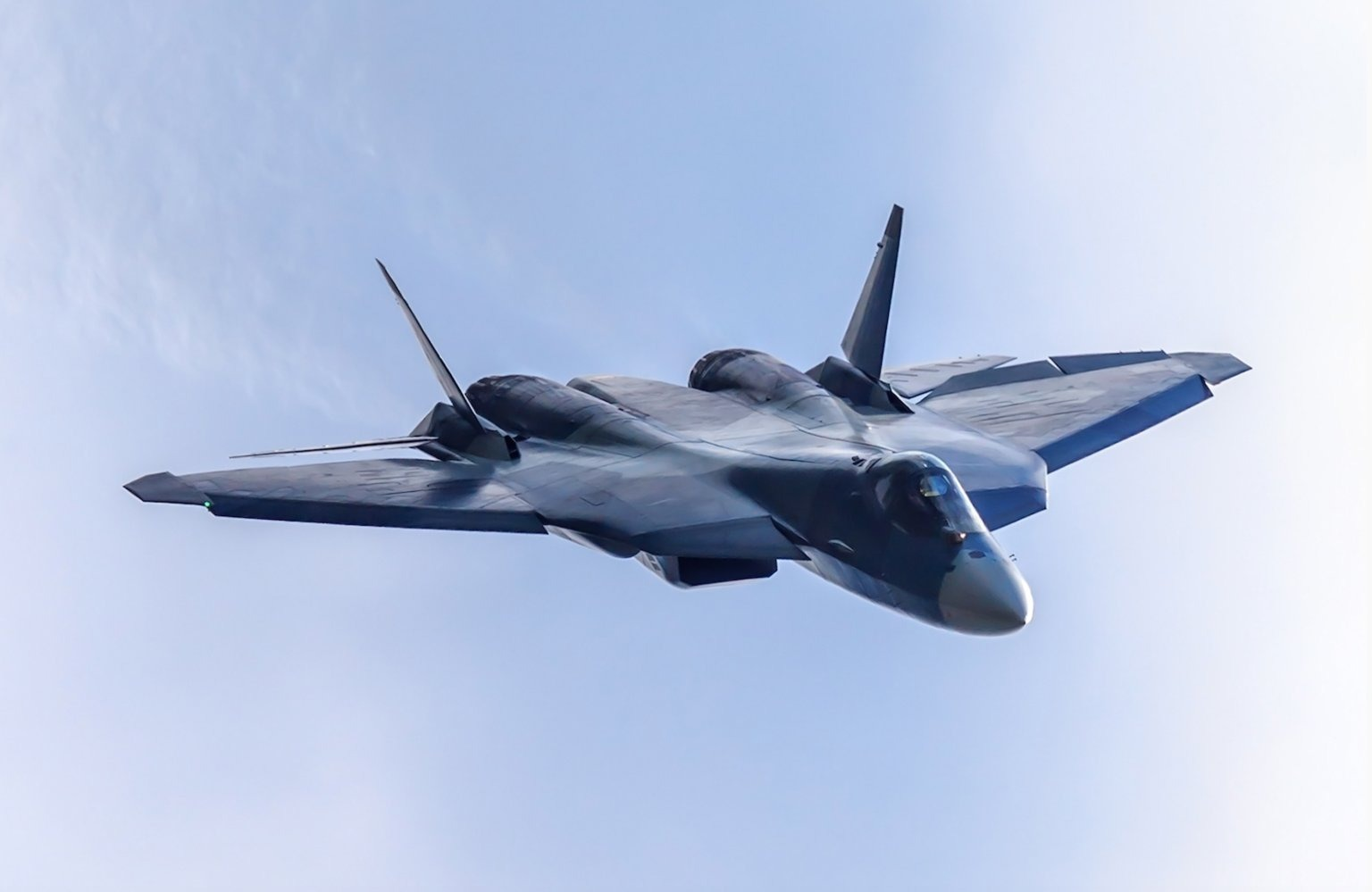 Russia Says Su-57 Stealth Fighter Will be Armed With Deadly Hypersonic Missiles - Warrior Maven