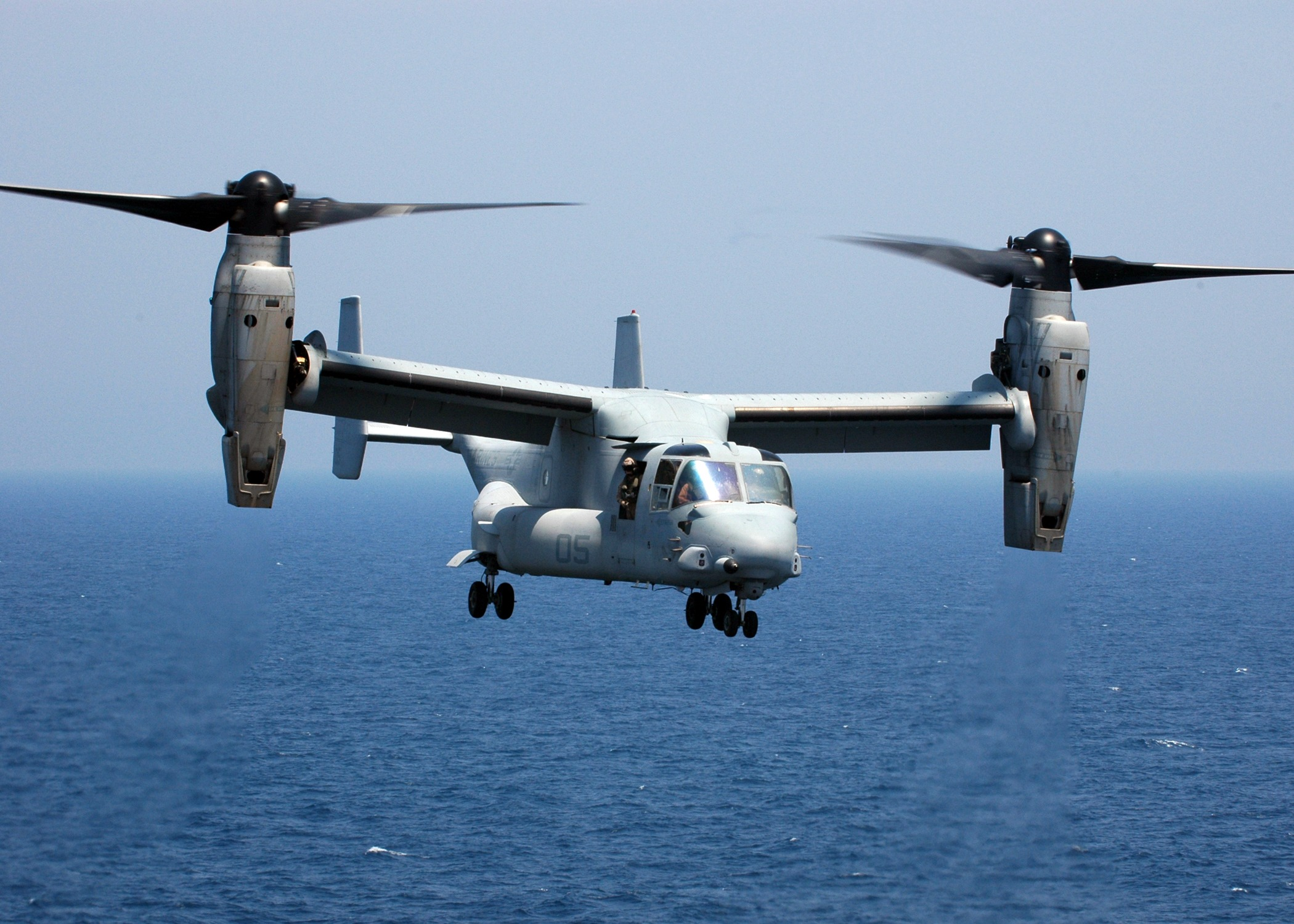 Marine Corps to Fly Osprey to 2060 - Preps & Arms Aircraft for Future Wars - Warrior Maven