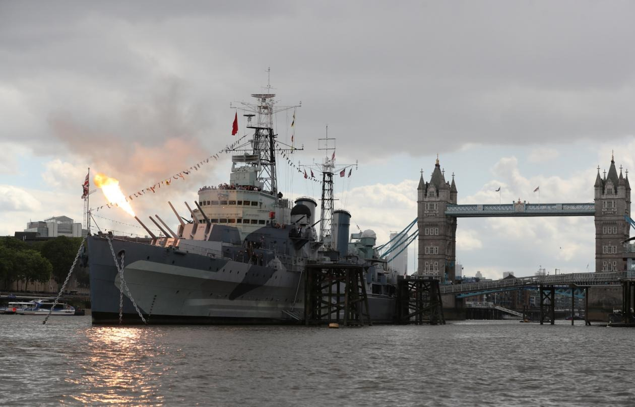 Bring Back Battleships? The Deadliest Naval Weapon Could Make a Comeback