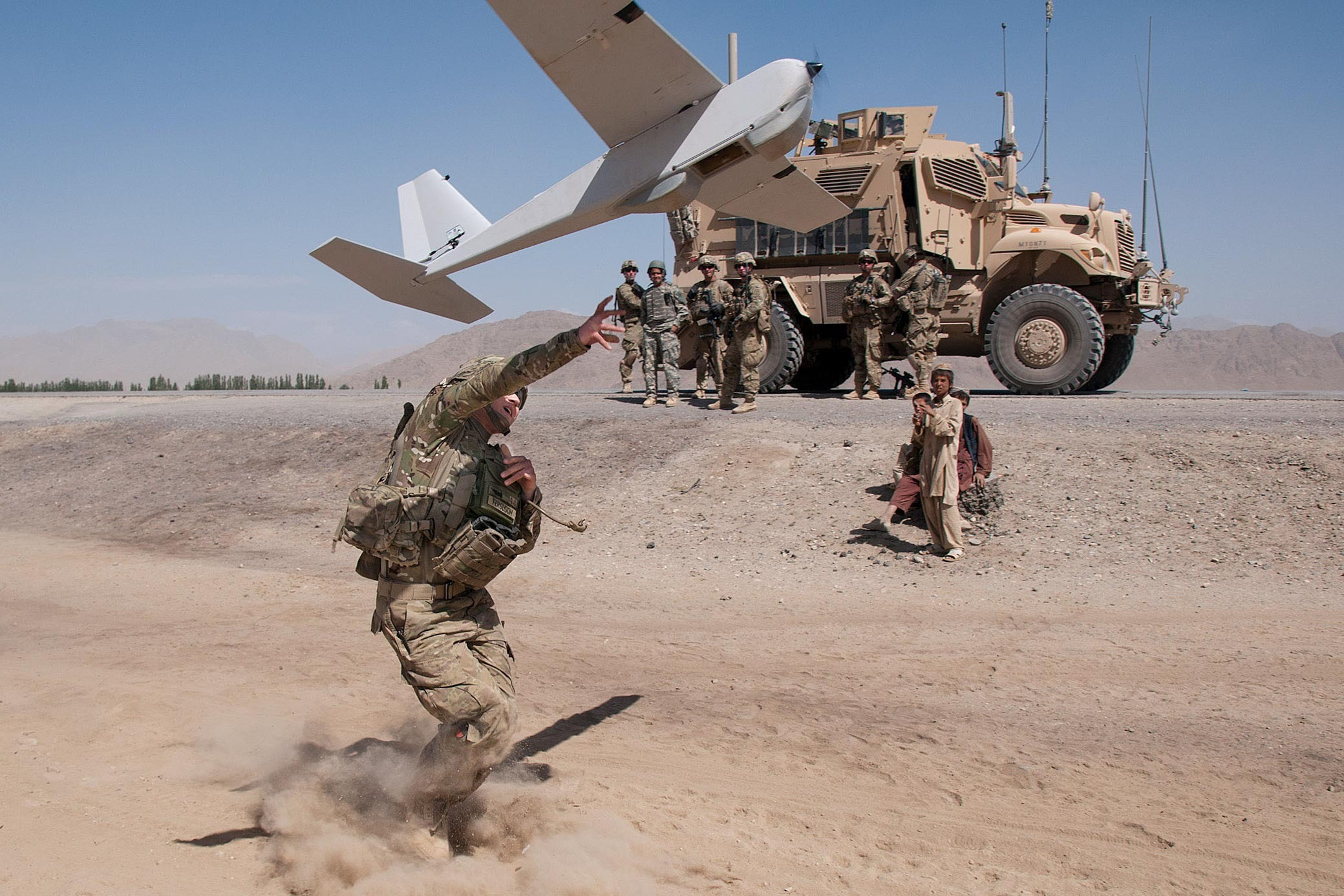 Army Prototypes New Cyber & Electronic Warfare Attack Drones - Warrior Maven