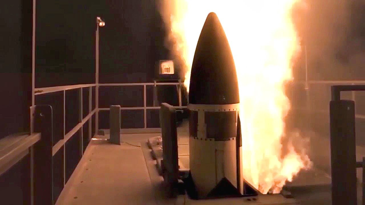 Pentagon Counters Russia & Tests New SM-3 IIA Missile for Poland - Warrior Maven