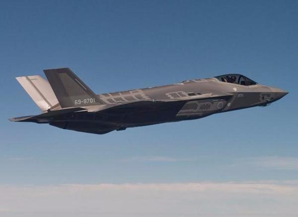 F-35 Sensor Performs Ballistic Missile Defense Missions - Warrior Maven