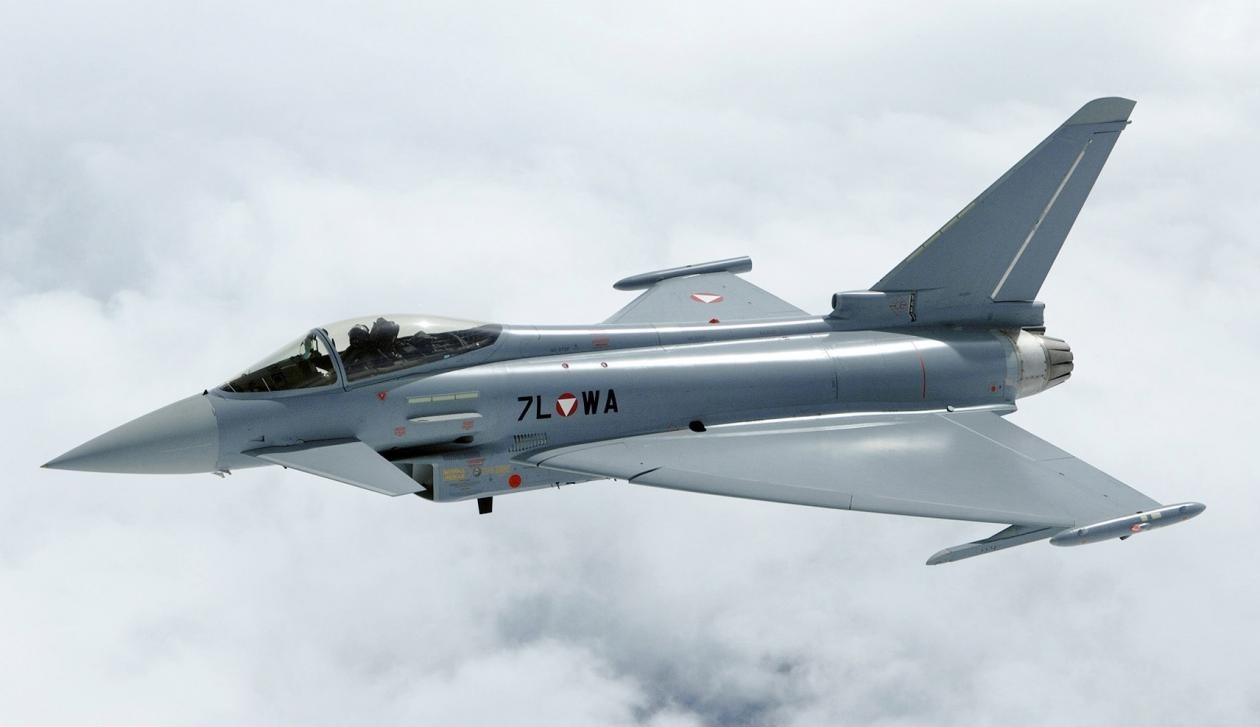 This Lethal Eurofighter Can Do Some Serious Damage - Warrior Maven