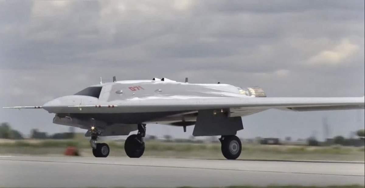 Drone Attack: Russia Unveils a New Spy Drone