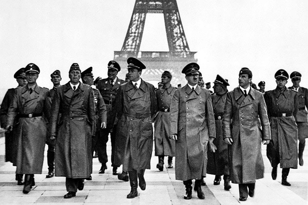 The Shocking Reason Nazi Germany Crushed France During World War II - Warrior Maven