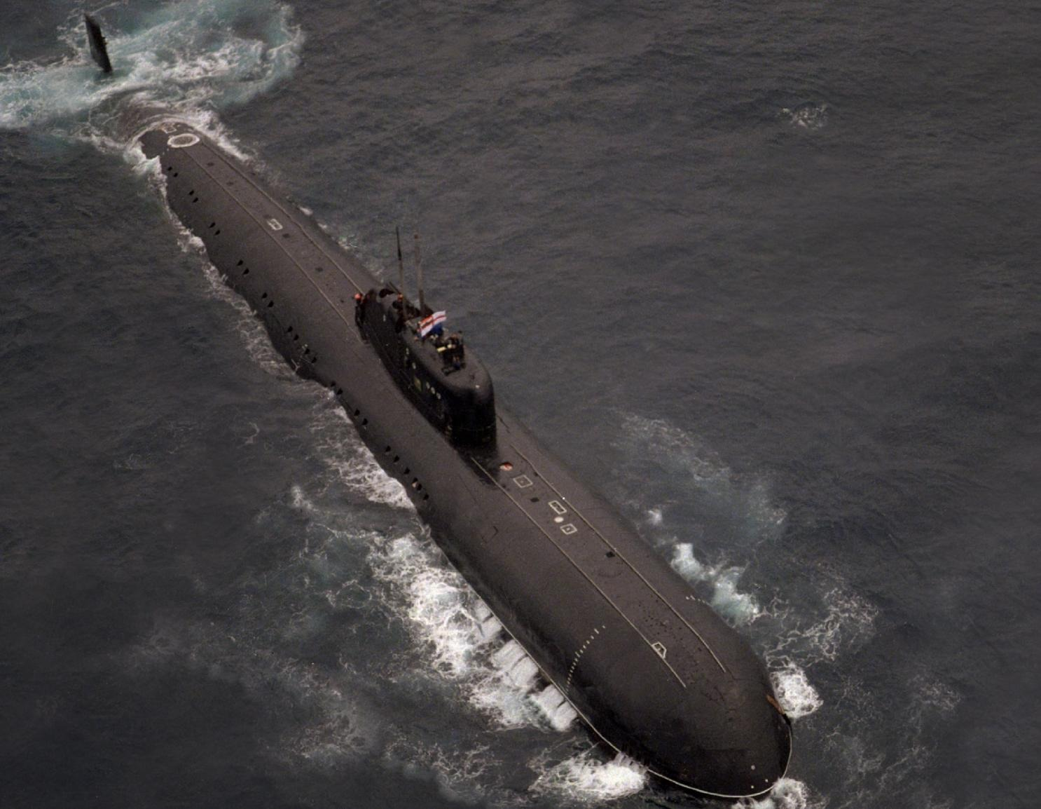 This Russian Nuclear Submarine Made Scary History by Sinking Twice - Warrior Maven