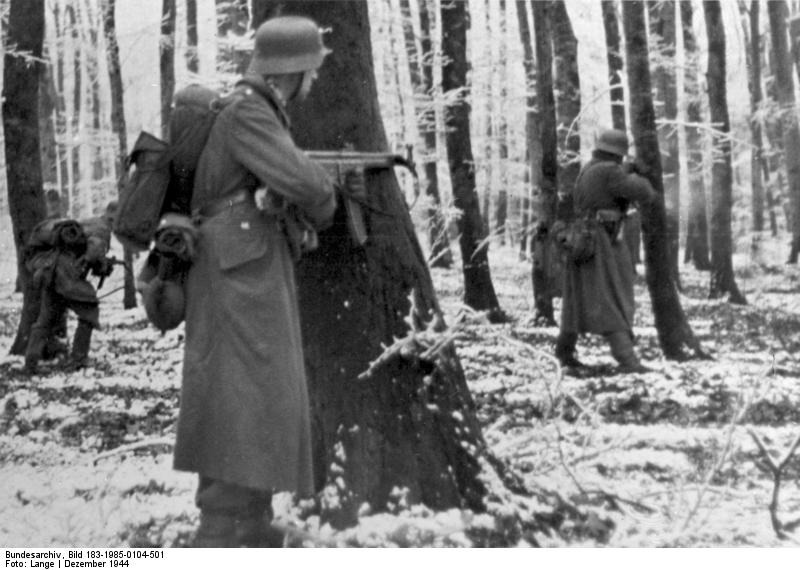 Courage and Fortitude: The Battle of the Bulge - Warrior Maven