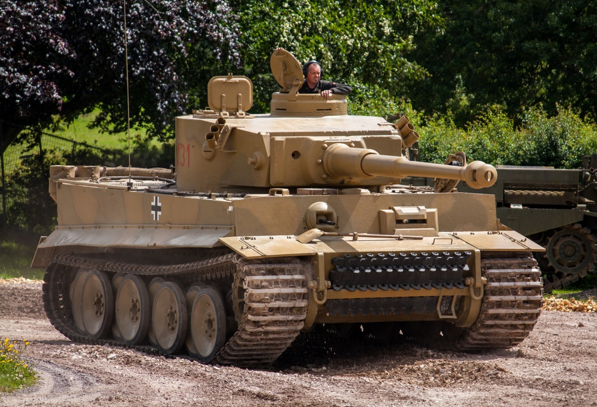 Nazi Germany's 'Star Wars' Tank Was a Total Disaster - Warrior Maven