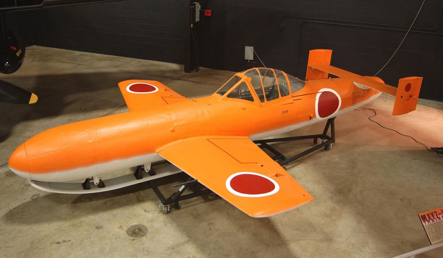 This is Japan's World War II Kamikaze Jet Fighter - Warrior Maven