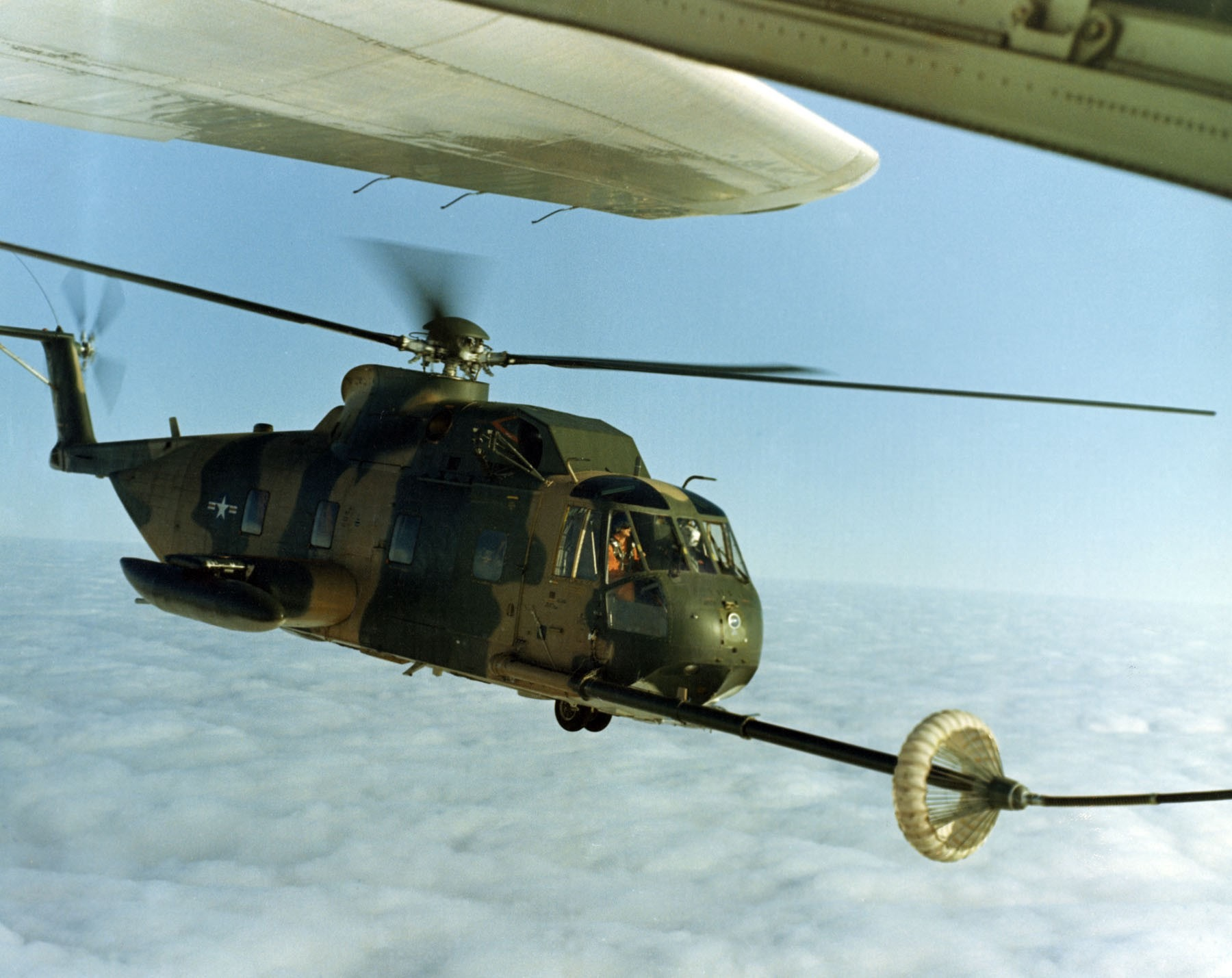 One Company Tried to Turn the U.S. Air Force's Rescue Choppers Into Gunships - Warrior Maven