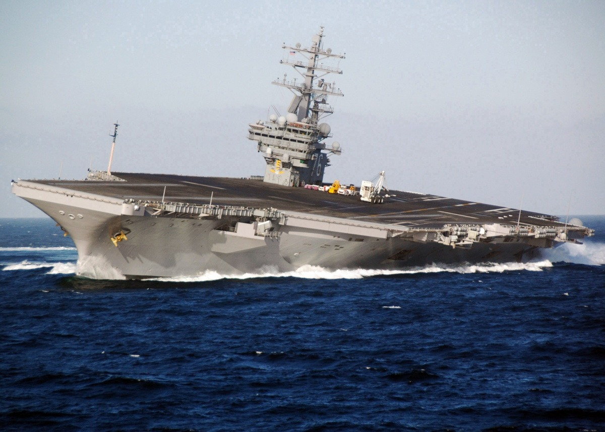 The 5 Most Powerful Aircraft Carriers, Subs, Bombers and Fighter Aircraft Ever - Warrior Maven