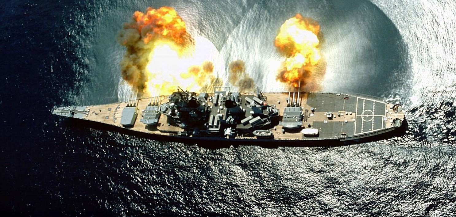 The Twilight of the Battleships - Warrior Maven