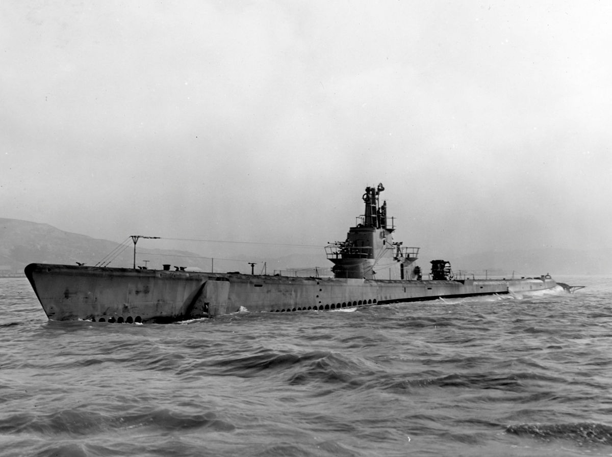 During World War II, the Submarine USS 'Barb' Rocketed Japan - Warrior Maven