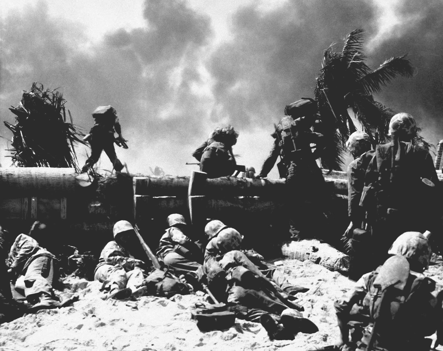 25 Photos of 'the Toughest Battle in Marine Corps History' - Warrior Maven