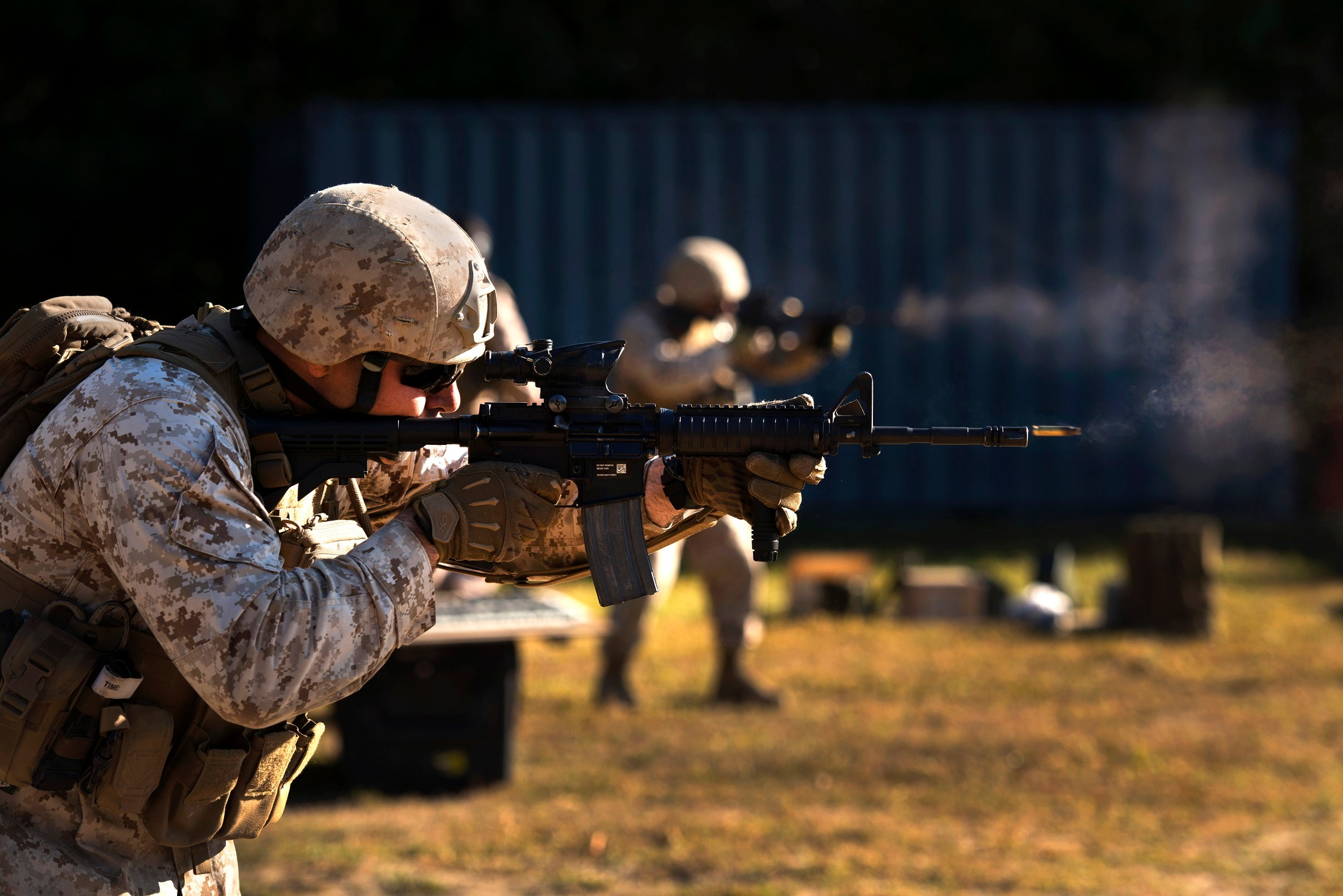 The M27 Rifle: The Gun the Marines Love to Go to War With - Warrior Maven