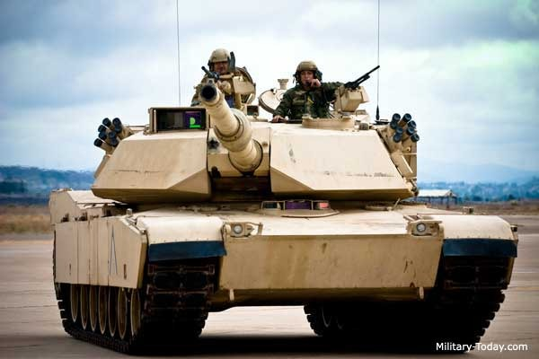 Army Improves Abrams Tank Gun System With Upgraded Fire Control