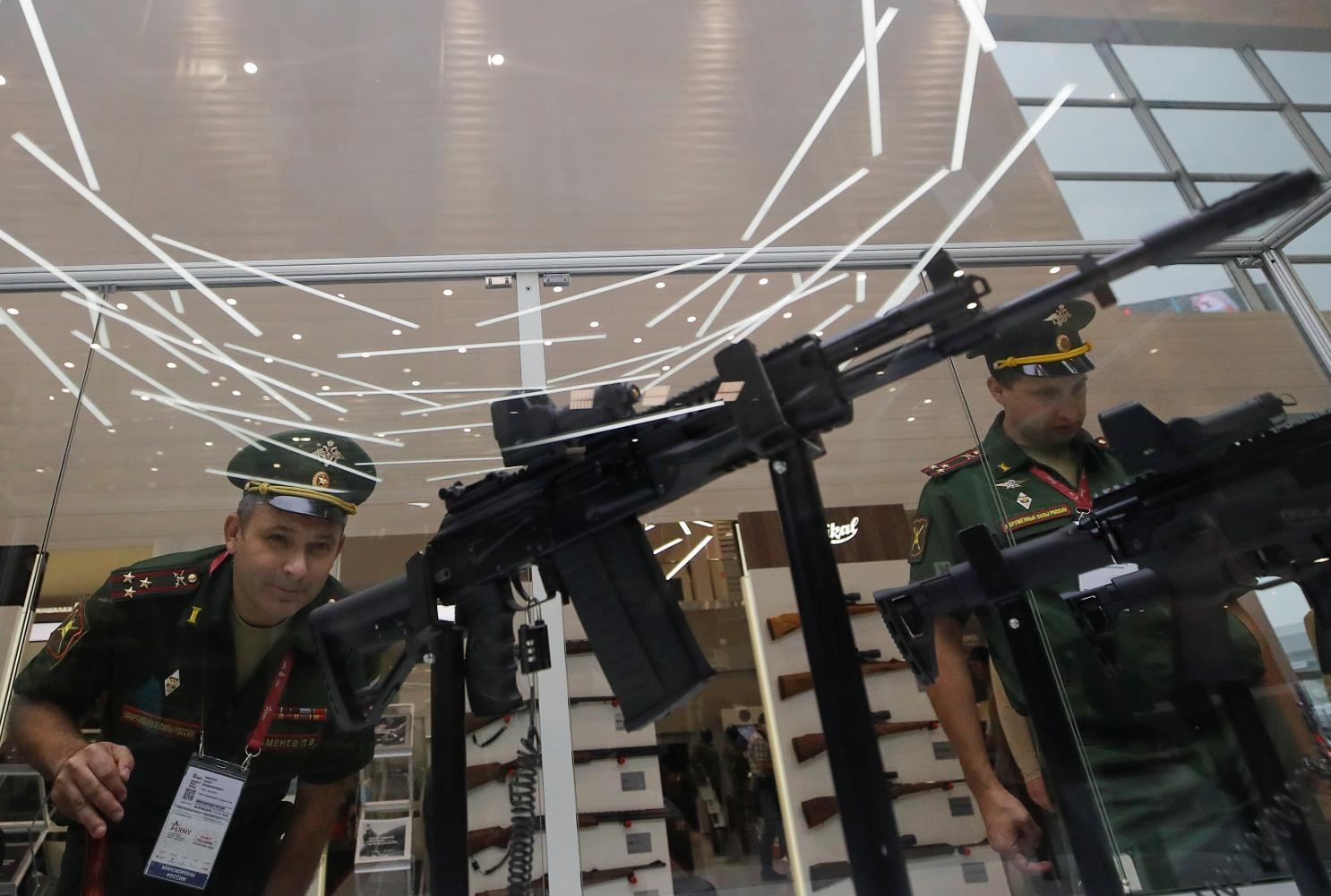 This is Russia's New Deadly Assault Rifle: The AK-308 - Warrior Maven