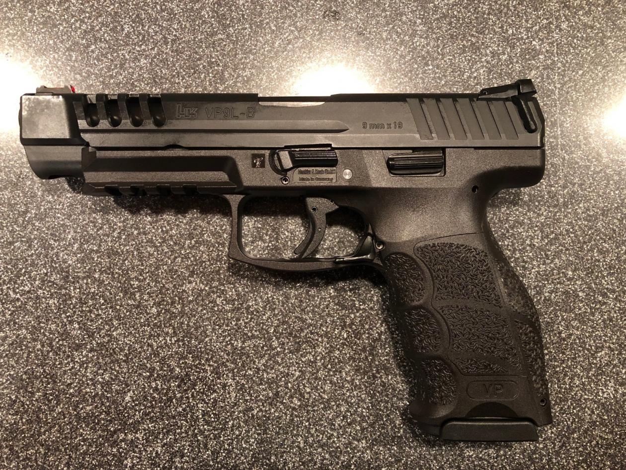 Heckler & Koch VP9: The Best Semi-Automatic Handgun Ever?