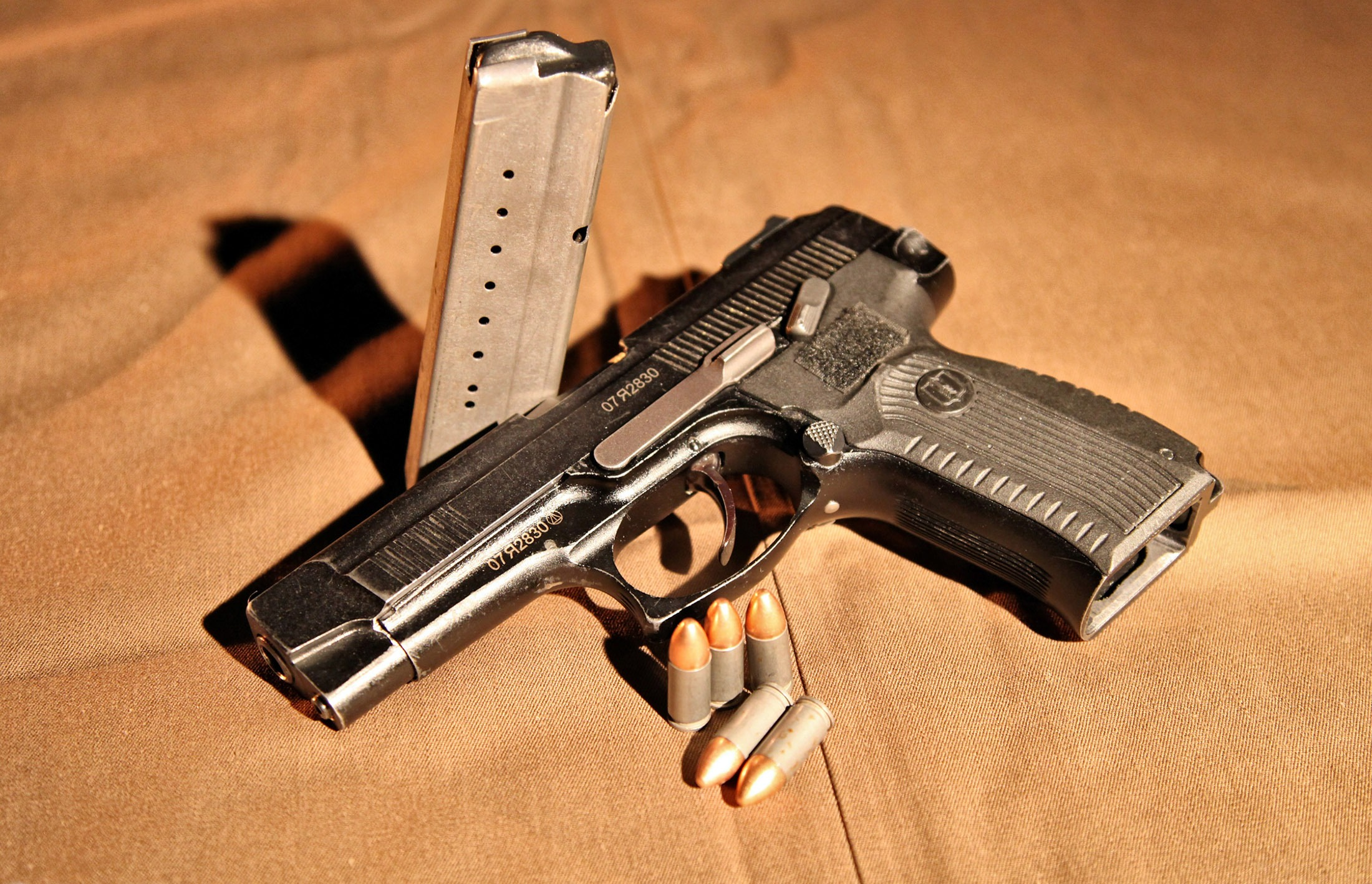Russia's Handguns Are Only Built for One Thing: Tough and Bloody Wars - Warrior Maven