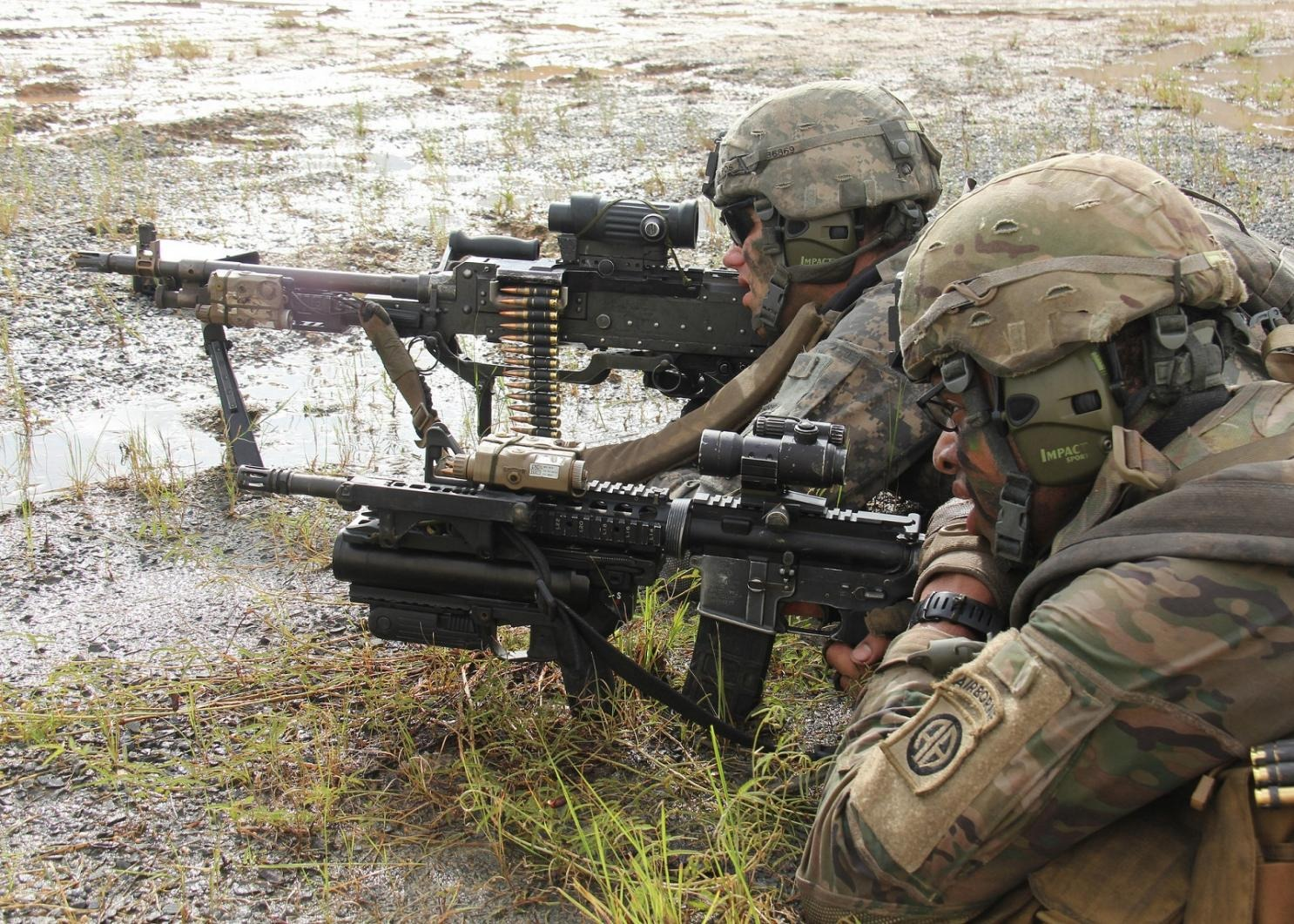 Army Dream: A Rifle That Can Fire Up to 5 Rounds at One Time - Warrior Maven