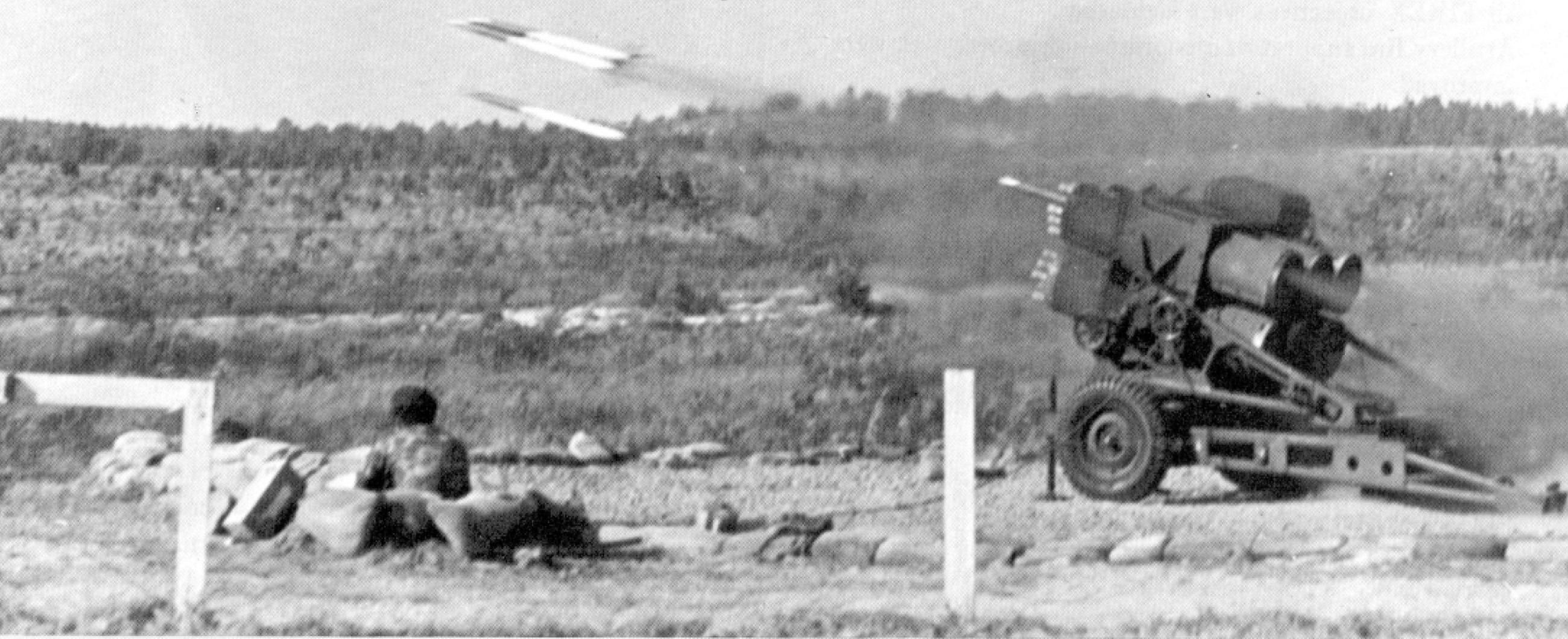 The 'Slammer' Turned Aircraft Rockets Into Ground-Based Artillery - Warrior Maven