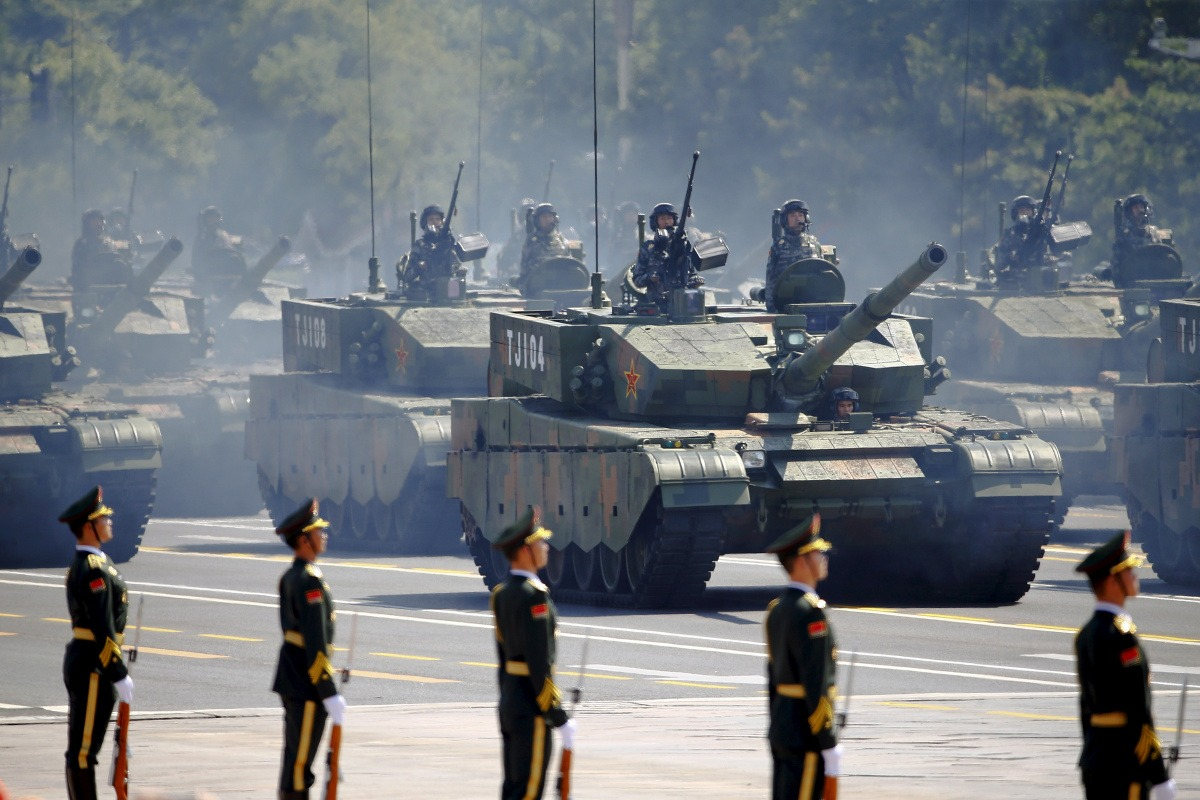 China's Type 99 Tank: Could It Beat an M1 Abrams or Russia's T-90? - Warrior Maven