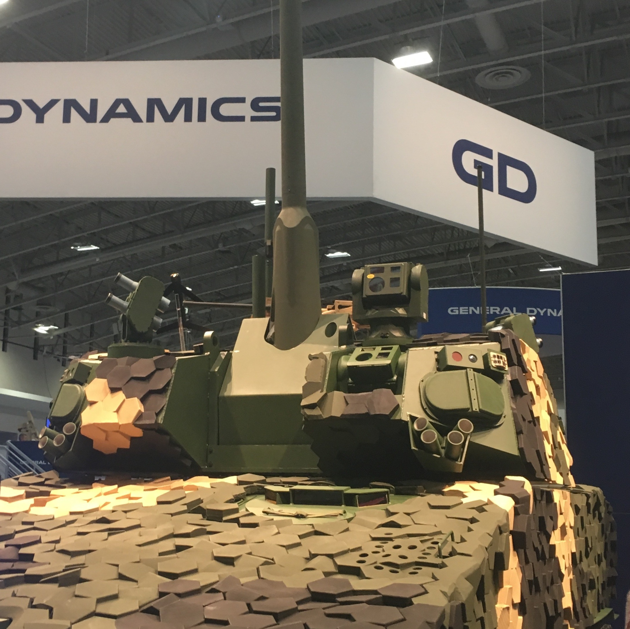 Accelerated Army New Next-Generation Combat Vehicle Will ...