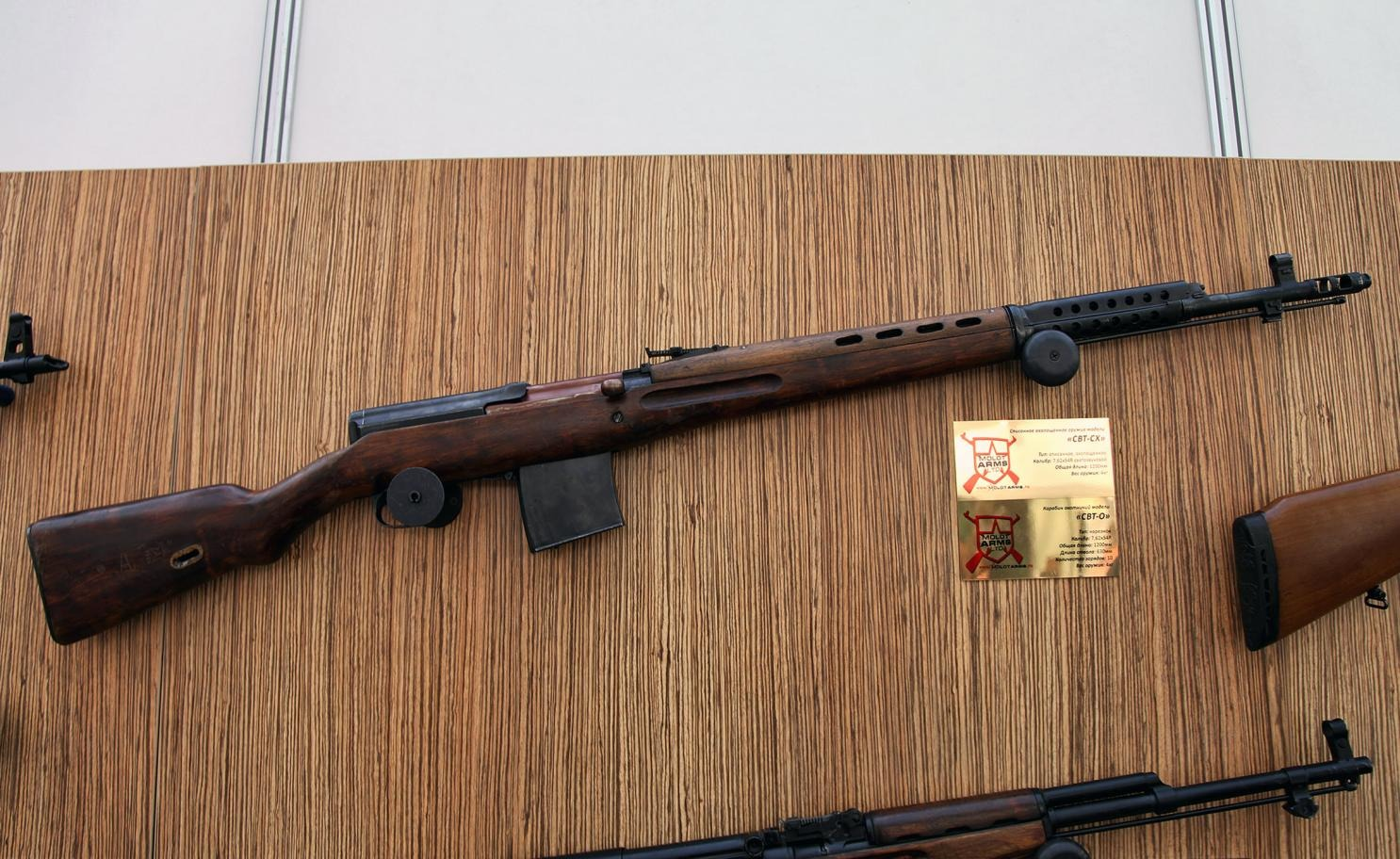 Russia's World War II Nazi-Killer: SVT-40 Semi-Automatic Rifle - Warrior Maven