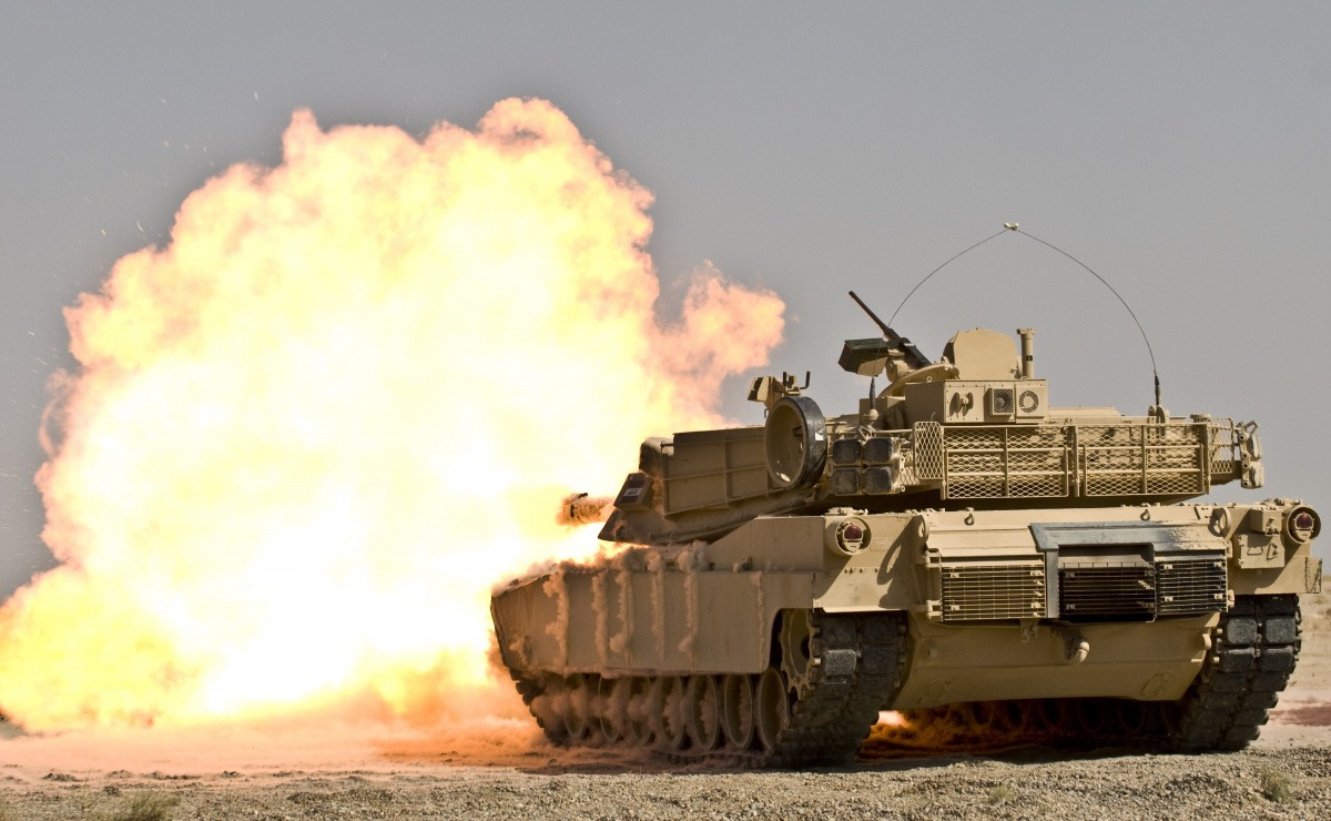 The Secret Reason No Nation Wants to Fight America's Tanks in a War - Warrior Maven