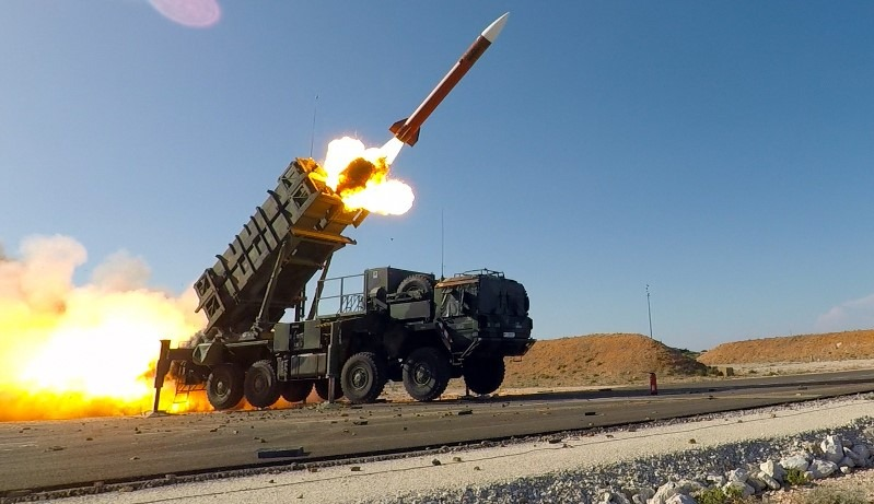 Army Patriot Missile Connects With Air Force F-35 to Destroy Cruise Missile