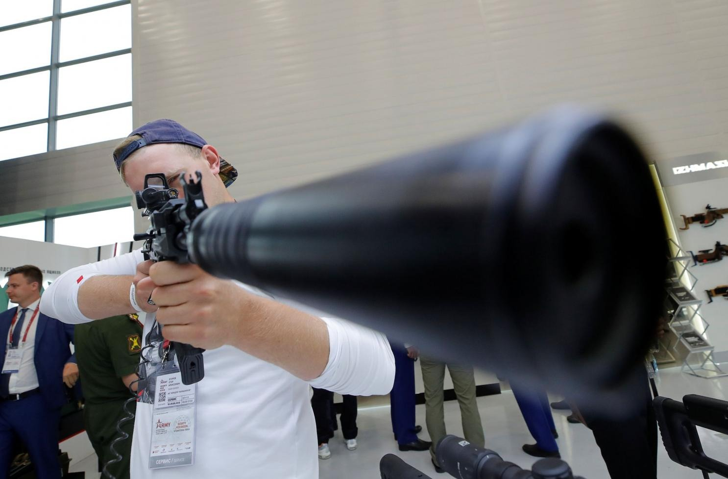 Russian Snipers Might Soon Have a New Weapon: Hypersonic Bullets - Warrior Maven