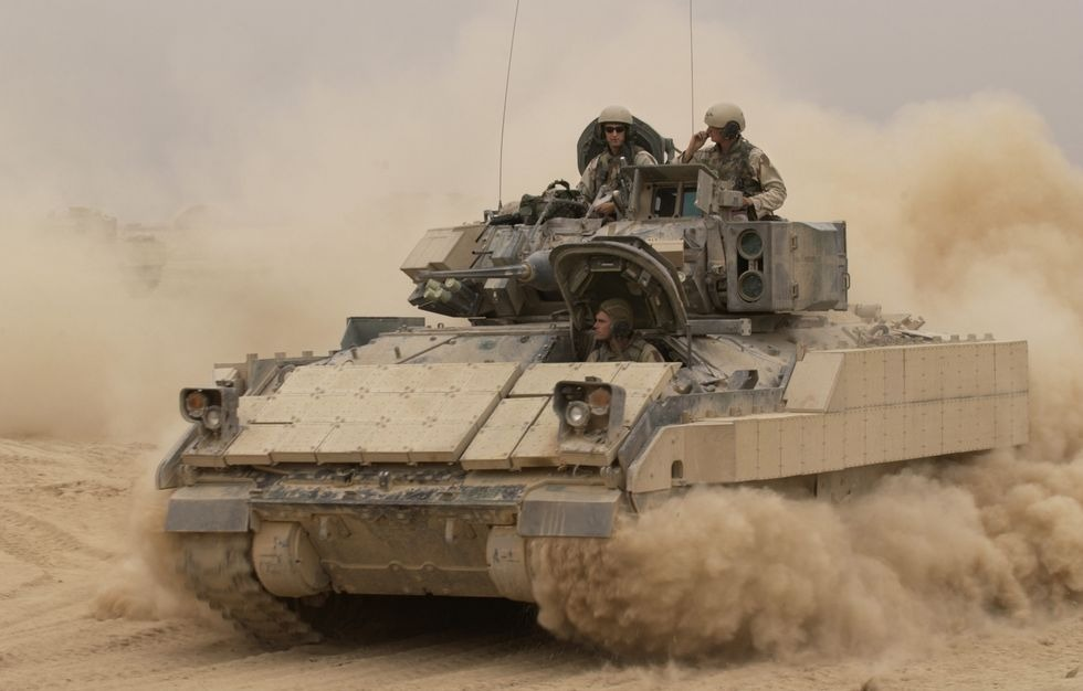 """Army Sets the Bar """"Very High"""" For Its New Optionally-Manned Fighting Vehicle"""