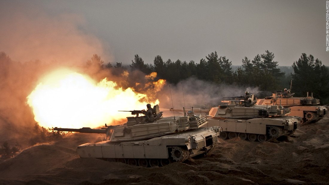 """Army Armored Combat Vehicles Get """"Hostile Fire Detection"""" Systems - Warrior Maven"""