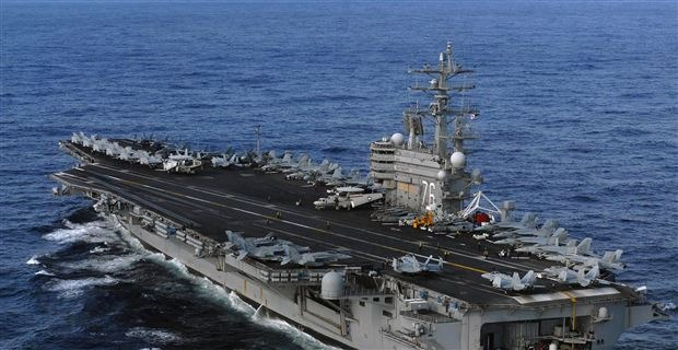 Can Russia and China Challenge the Navy's New Aircraft Carrier?
