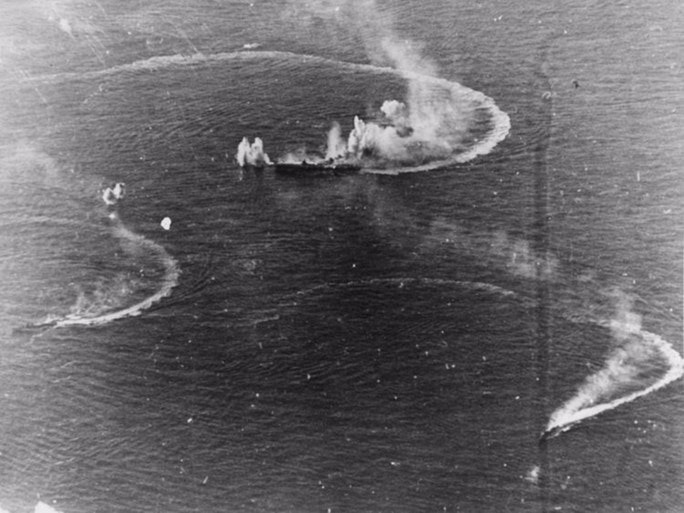 10 of the largest and most important naval battles in modern history