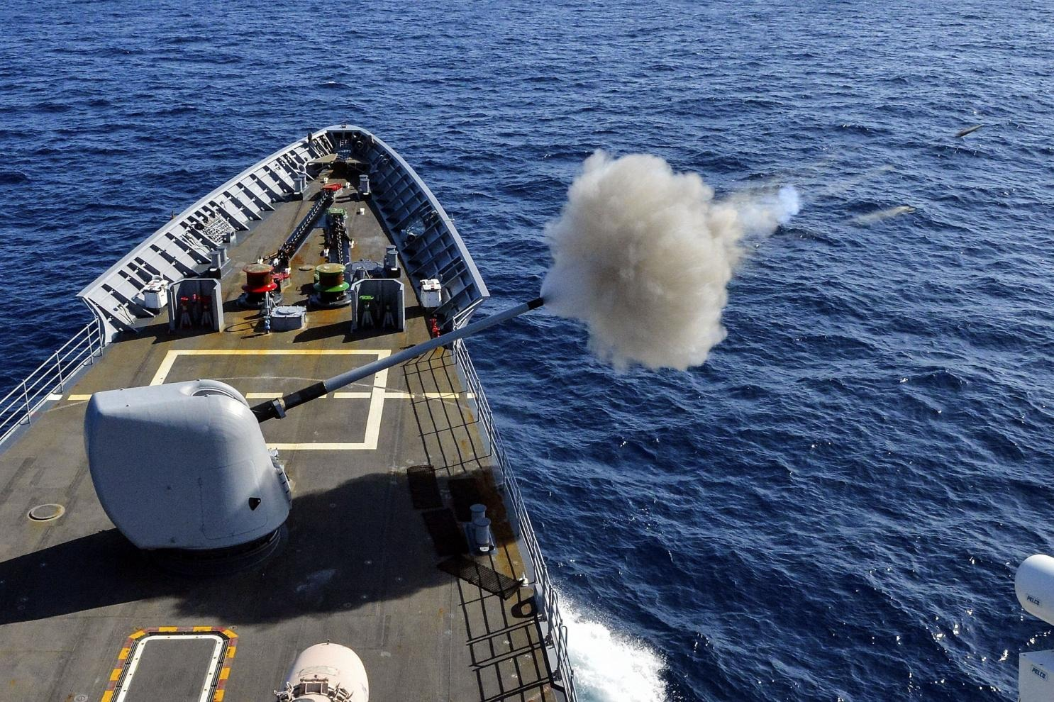 """The Real U.S.-China War We Should Worry About: A """"Range War"""" - Warrior Maven"""