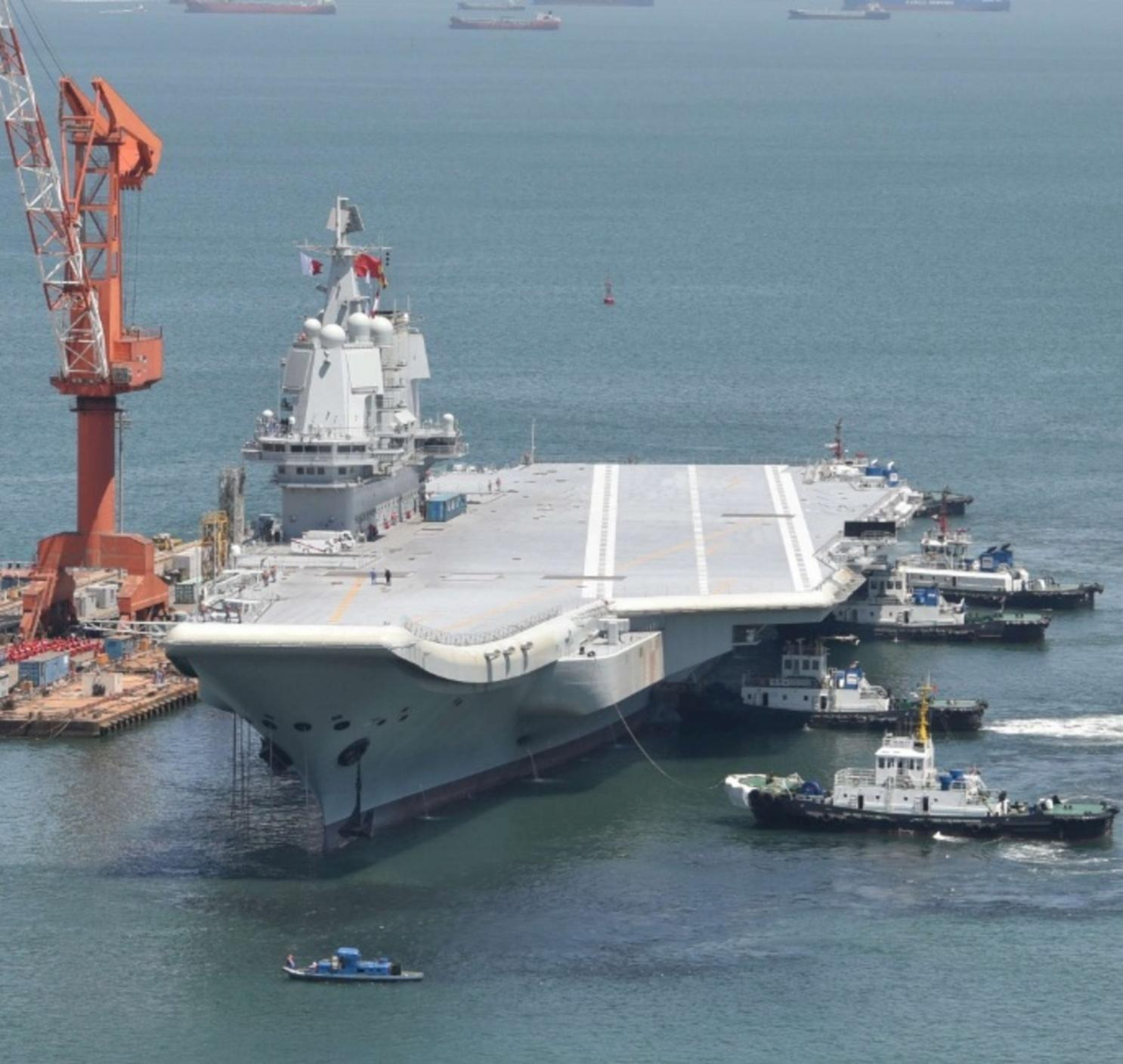 How the U.S. Navy Could Sink China's New Aircraft Carriers
