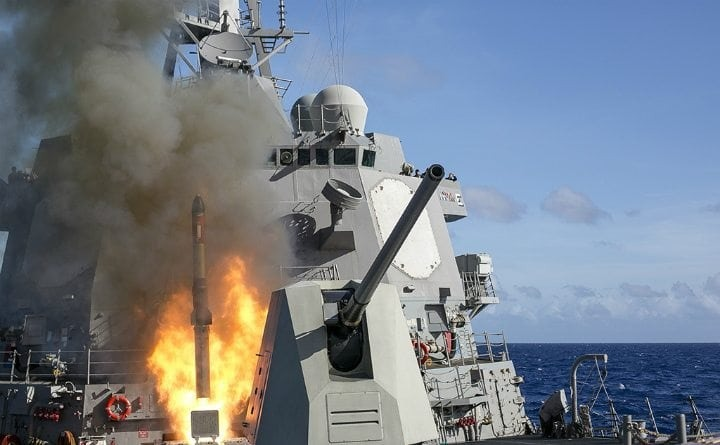 """Navy Pursues New High-Speed, Precision Weapons to """"Out Range"""" Enemy Attack"""