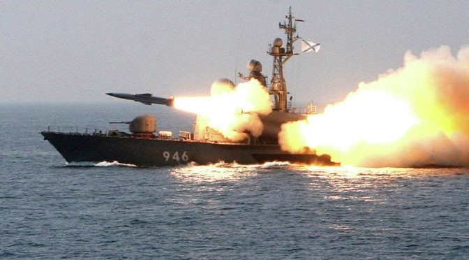 New Navy Electronic Warfare Tech Can Save Ships - Stop Attacking Missiles