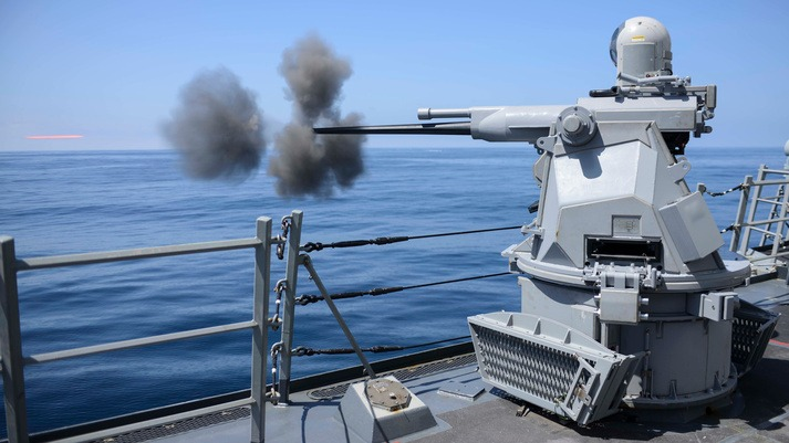 """Chief of Naval Operations Wants to Massively """"UpGun"""" Warship Weapons"""