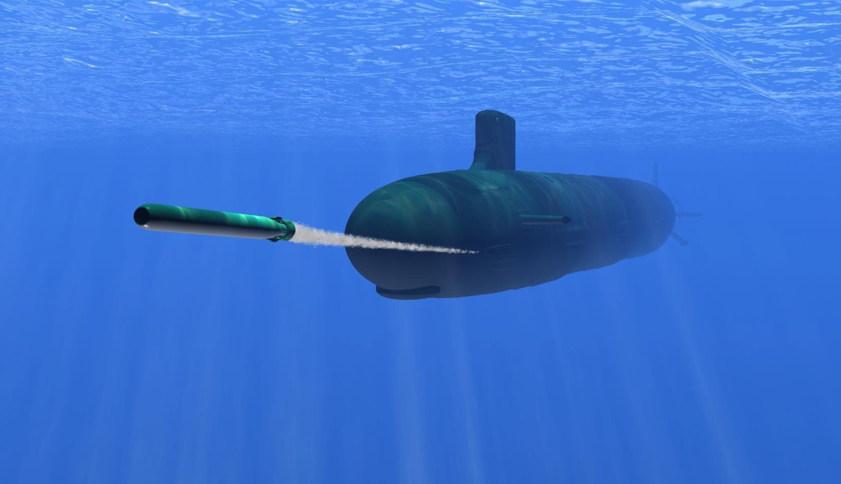 Navy Defends Nuclear-Armed Columbia-Class Submarine Technology ...
